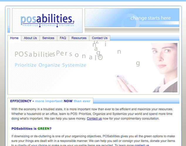 Posabilities Organising